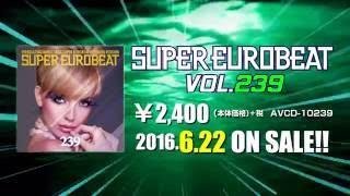 SUPER EUROBEAT VOL.239 Teaser