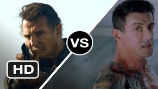 Taken 2 vs. Bullet To The Head - Which Action Movie Looks Better? HD Movie