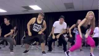 Deaf Dancer | Dance workshop with 'The Company' crew