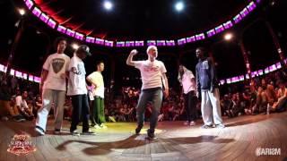 Supreme Cercle Underground Hip Hop 1/4 Final LXJ Vs Criminalz