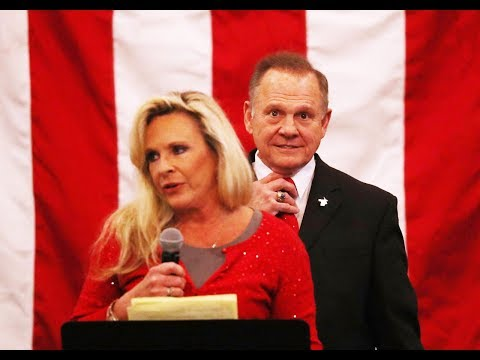 Xxx Mp4 Roy Moore S Wife Racist One Of Our Attorneys Is A Jew 3gp Sex