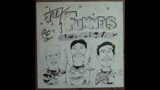 """""""Thunder"""" by The Funnels PRIVATE PRESS LP POWER POP PARTY/FRAT ROCK CHICO, CA 1985"""