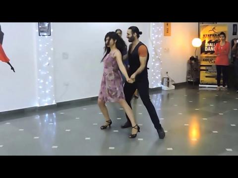 Xxx Mp4 Nashe Si Chadh Gayi Bollywood Salsa Dance StepKraft 3gp Sex
