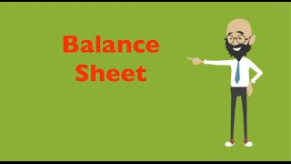 Balance Sheet Explained | Accounting | MBA in Pills | 4wMBA
