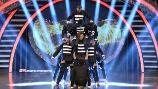D3 D 4 Dance I RC Boys - Tribute for Vikram I Mazhavil Manorama