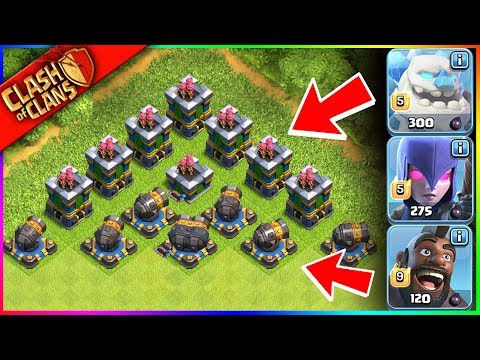 NEW TROOPS vs NEW DEFENSES who wins this clash update