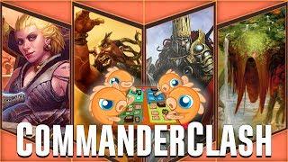 Commander Clash S4 Episode 21: Masters 25