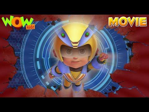 Unbeatable Vir - Vir The Robot boy - Movie as on Hungama Tv - ENGLISH SUBTITLES!