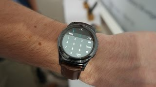 Samsung Gear S 2 Watch Keyboard