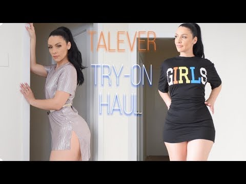 Xxx Mp4 Variety Try On Haul TALEVER 3gp Sex