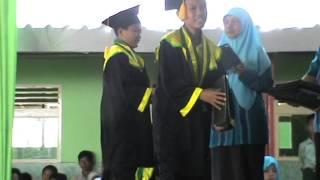 Mengharukan..!!!! Perpisahan MI Ma'arif NU 1 Langgongsari Th.2012 Part 1