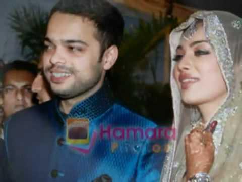 Ayesha Takia's Wedding Photos Bollywood Actress