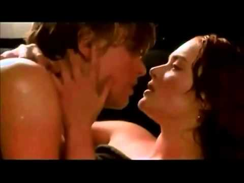 Leonardo DiCaprio And Kate Winslet Kiss Me