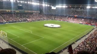 Red Bull Salzburg vs Dinamo Zagreb CL Playoff