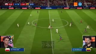 E-Gaming Russia :  Poland VS Colombia