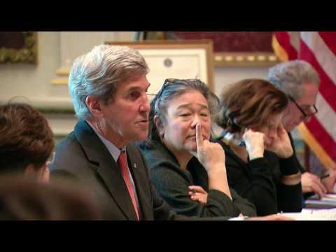 President's Interagency Task Force Meeting on Trafficking