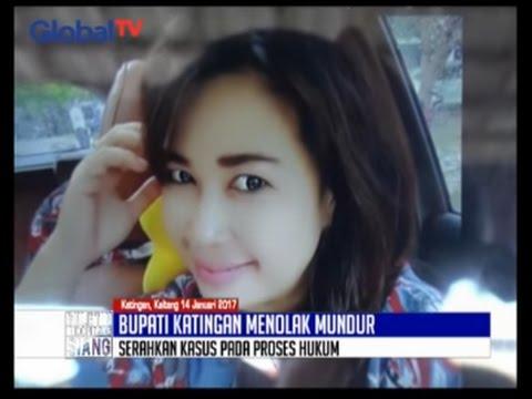 Bupati Katingan Menolak Mundur Usai Tertangkap Basah Bugil Bersama PNS Istri Polisi Ini - BIS 14/01