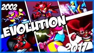Evolution of GETTER CHANGE ATTACK (2002-2017) | ゲッターチェンジアタック | SRW