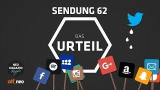 Das Urteil zu Episode 62 | NEO MAGAZIN ROYALE mit Jan Böhmermann - ZDFneo