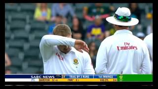 England vs Proteas Highlights-Day 2 of 3rd Test match at Wanderers