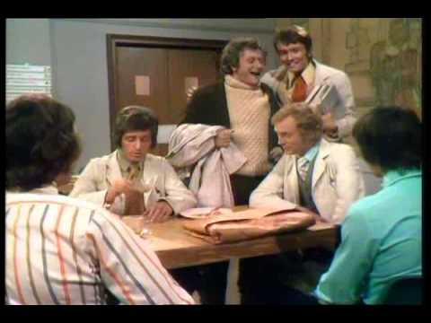 Doctor in the House Series 2 EP 1 It's All in the Little Blue Book