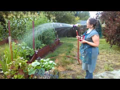 Water Pump for Rain Barrels