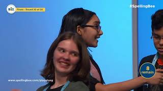 2019 Scripps National Spelling Bee Declares First-Ever Group of Co-Champions