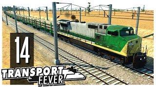 Transport Fever - Ep.14 : I Like Trains & Giveaway!