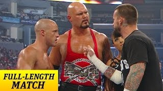 Big Show battles all the members of CM Punk's Straight Edge Society