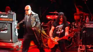 Christmas Pudding 2017 Rob Halford Living After Midnight