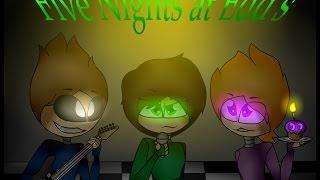 Five Nights at Edd's ( speedpaint )