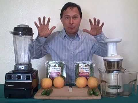 Blending vs Juicing Which is Best for Weight Loss