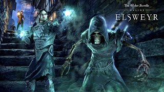 The Elder Scrolls Online: Elsweyr — Become The Necromancer