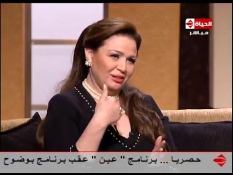 بوضوح النجمة الهام شاهين وسر صدقتها بالدكتورة جيهان عبد القادر دكتورة التجميل