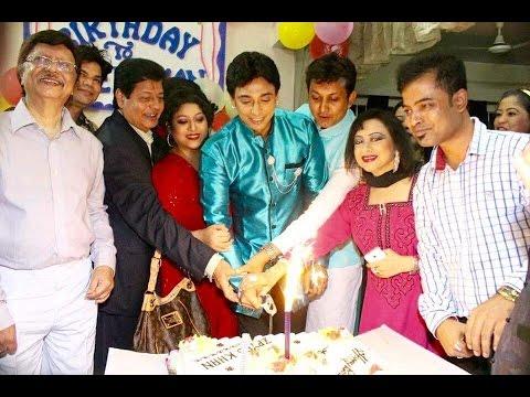 Bangladeshi Actor Zayed Khan Injoy Birhday party 2015