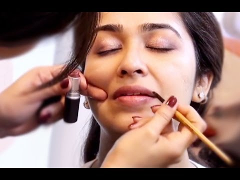 How to Apply  Makeup for Indian Skin - Malayalam