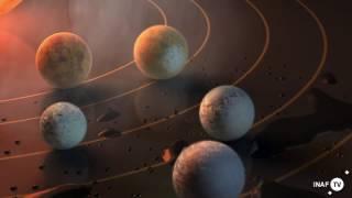 Le sette terre e la stella nana