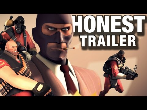 TEAM FORTRESS 2 Honest Game Trailers