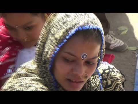 Indian Village Women Getting Tattooed For The First Time