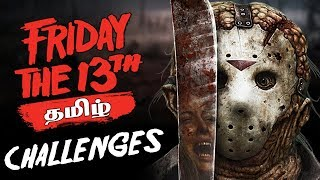 Friday the 13th Challenges Live Tamil Gaming