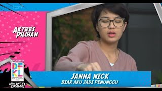 #DFKL2018 | Aktres Pilihan | Janna Nick | Biar Aku Jadi Penunggu