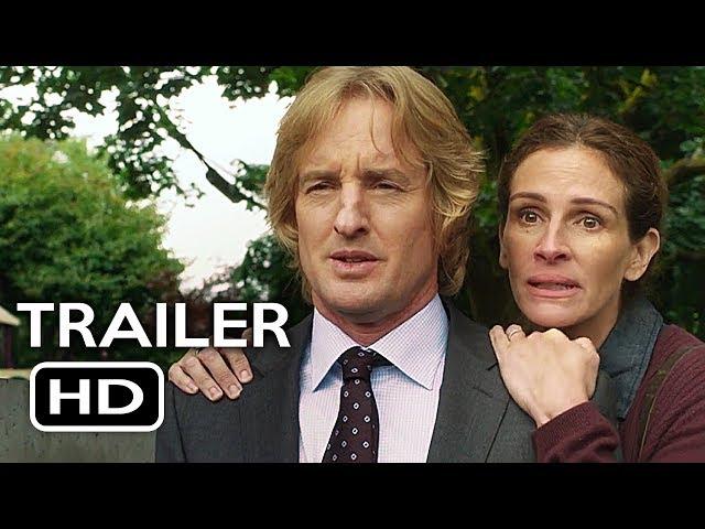 Wonder Official Trailer #1 (2017) Owen Wilson, Julia Roberts Drama Movie HD