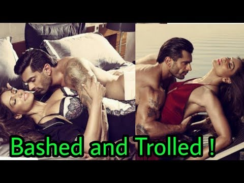 Xxx Mp4 Karan Singh Grover And Bipasha Basu Got Trolled And Bashed For Recent Condom Ad 3gp Sex