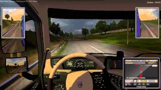 Euro Truck Simulator 2 MP Episode 3 - Not Legit what so ever!