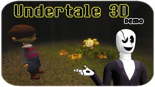 UNDERTALE FANMADE: UNDERTALE EN 3D