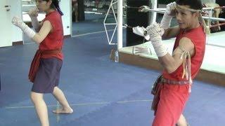 5 Basic Muay Boran Punches