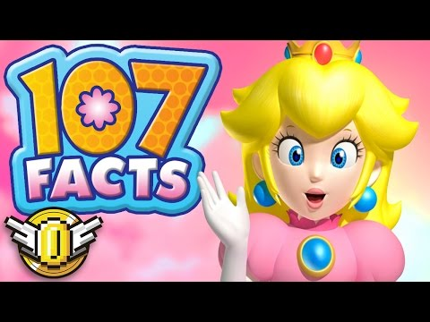 107 Facts About Nintendo's Princess Peach