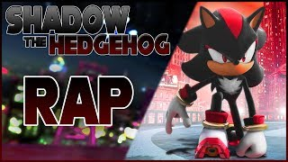SHADOW THE HEDGEHOG RAP | The Ultimate Life Form | TanilloGame