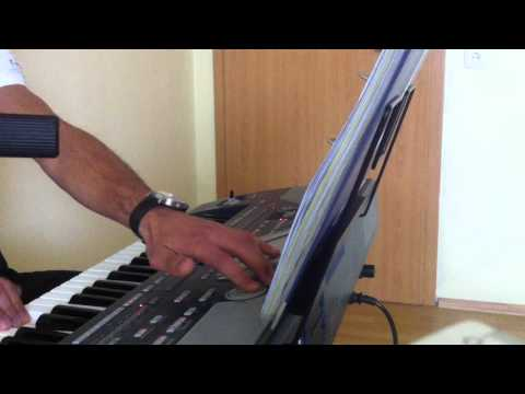 Korg Pa 800 mix Halay set test