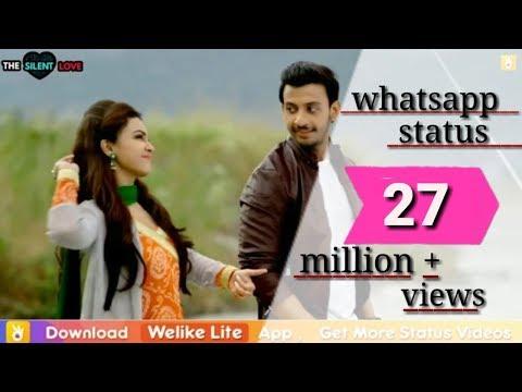 💖💖New whatsapp status 2018   💖💖                        👉Pehla Pyar Tu Mera Tu Hi Aakhri Sanam👈